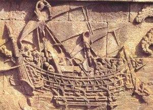 perahu-bercadik-borobudur